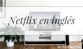 netflix en inglés