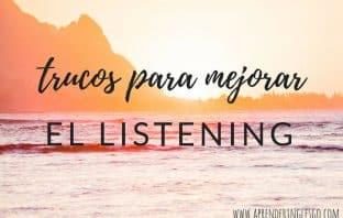 6 trucos para mejorar el listening